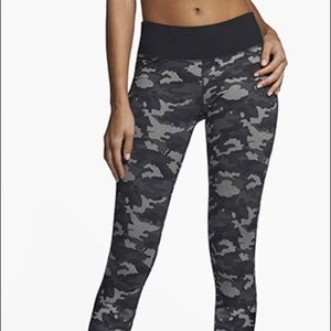 Military Fabletics Workout Yoga Pants